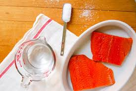 simple brine and roast strategy for perfect salmon every time get rid of that white