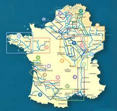 France Editions Du Breil Guides To Inland Waterways Stanfords