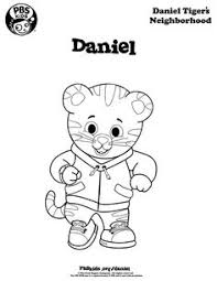 Coloring Pages Of Lupis Friends On Super Why Daniel 12833