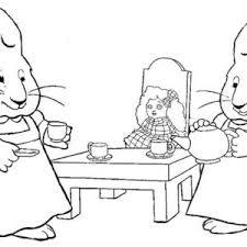 Small Picture Max And Ruby Coloring Page Amazing Max And Ruby Coloring Pages