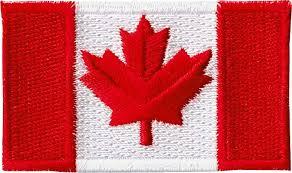 نتیجه تصویری برای Flag canada