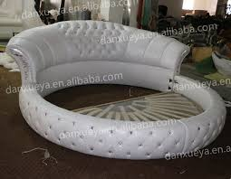 modern design furniture. Bedroom Furniture Modern Design White Leather Round Bed For Hotel - Buy Bed,Leather Bed,White Product On Alibaba.com I