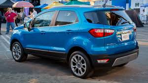 2018 ford ecosport. fine ford 2018 ford ecosport starts at 20990 inside ford ecosport r