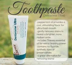 Thieves Dentarome Ultra Toothpaste Is An Advanced Formula Of