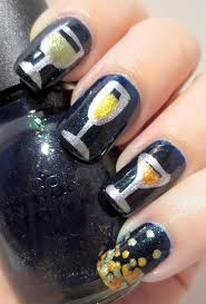 191 best New Years Nail Art images on Pinterest | Nail art ideas ...