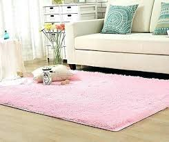 girls bedroom rugs soft pink rug for kids gy baby nursery carpet fluffy area room decor boys area rugs