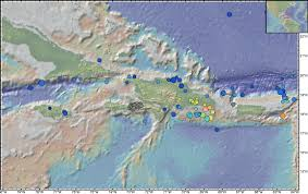 Haiti Physics Of Quakes Past And Future
