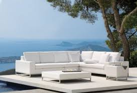 white outdoor furniture. modern furniture white outdoor compact terra cotta tile alarm clocks floor lamps red