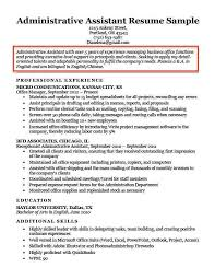 Objective Statement For Administrative Assistant Resume Examples Of Objective Statements For Resumes Resume Sample