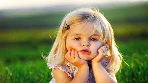 389215 Cute Little Baby Girl 4k ...