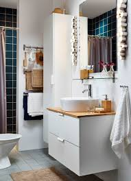 ikea furniture for small spaces. A Small White Bathroom With High Cabinet And Wash-stand Combined Accessories Ikea Furniture For Spaces O