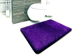 purple bathroom rug dark accessories set sets purple bathroom
