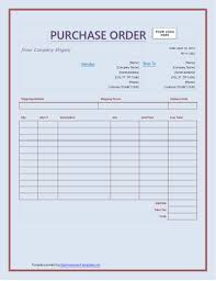 purchase order spreadsheet wps template free download writer presentation