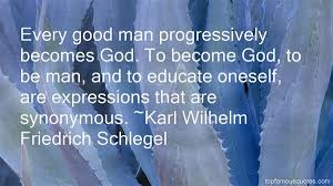 Karl Wilhelm Friedrich Schlegel quotes: top famous quotes and ... via Relatably.com