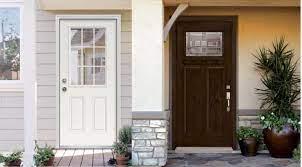 fiberglass vs steel doors which is