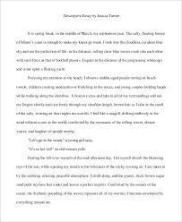 writing a descriptive essay examples writing a descriptive essay examples 6 personal descriptive essay example
