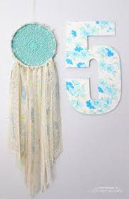 How To Make A Dream Catcher For Kids Vintage Sheet Lace Doily Dream Catcher Happiness is Homemade 91