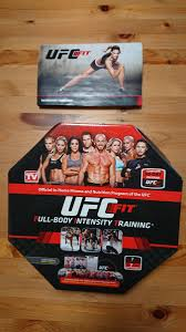 ufc fit work out dvd an exercise bative sports