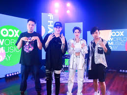 """สุขจัดเต็ม! ศิลปินไทย อินเตอร์ ร่วมมอบความสุขผ่าน """"เสียง"""" ใน JOOX World  Music Day 2020 ฉลองวันดนตรีสากล – innnews"""