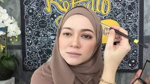 ramzamode basic day make up tutorial step by step