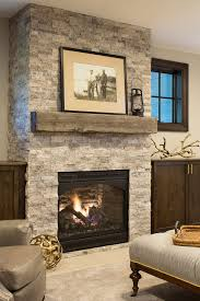popular modern stone fireplace idea for web best 25 on remodel surround mantel picture with