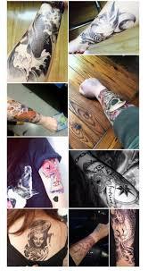 10 шт сексуальная крутая красота японский самурай татуировка воин 21 х 15 см тату