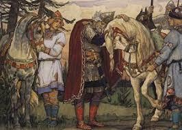 Реферат на тему Русские победы Целью похода Олега было стремление заставить южного соседа Византийскую империю признать Киевскую Русь получить военную добычу