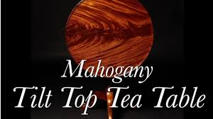 top furniture makers. Tilt Top Tea Table Handmade By Doucette And Wolfe Furniture Makers G
