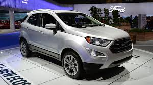 2018 ford ecosport. plain ford with 2018 ford ecosport