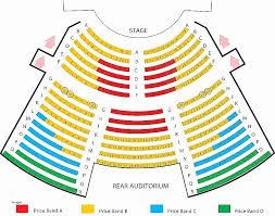Kennedy Center Opera House Seating Chart Virtual Seating Chart Boston Opera House Awesome Boston