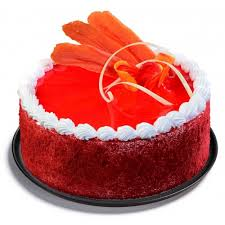 Red Velvet Cake Birthday Cakes Cochinsend Cake To Cochinernakulam