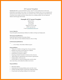 Teenage Resume 100 Resume Template For Teen Students Resume 17