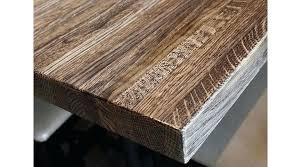 butcher block table solid oak restaurant table finish detail butcher block table tops diy