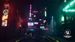Tato Studio - Cyber City - Virtual Set ...