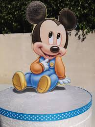 Baby Mickey Mouse Edible Cake Decorations Similiar Baby Mickey Cake Topper Keywords