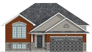 raised ranch house plans canada best of elevated bungalow house design floor plan bungalow house in