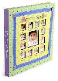 Babys First Year Keepsake Album