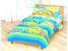 Ninja Turtle Bedroom Set Bedding Turtles Bed Teenage Mutant Sets ...