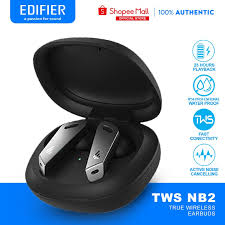 <b>Edifier TWS NB2</b> Active Noise Canceling earbuds IP54 Professional ...