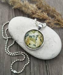 pendants handmade livemaster handmade pendant silver oak leaves