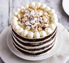 Celebration Cake Recipes Bbc Good Food