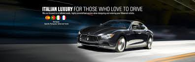 Discover Maserati Luxury cars at Maserati of Fort Lauderdale