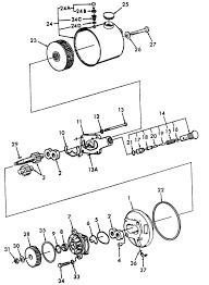 Repairing power steering on a ford 3500 industrial 3500 2pspump