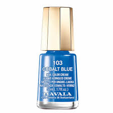 <b>Mavala</b> Nail Polish 103 Cobalt Blue 5ml- Buy Online in Kenya at ...