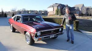 1972 Chevy Nova Classic Muscle Car for Sale in MI Vanguard Motor ...