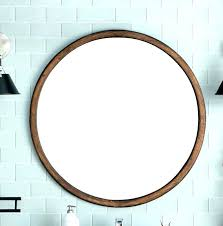round mirror white frame wall mirrors round wood wall mirror round mirror wood frame wall mirrors
