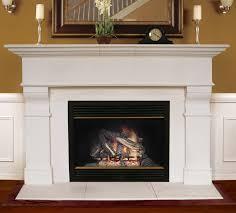 Americast Architectural Stone Roosevelt Fireplace Mantel Surround ...