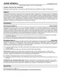 Assistant Superintendent Resume Resume Cover Letter
