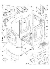 Sears canada residential dryer parts model 110c87561601 sears kenmore 110 washer wiring diagram at kenmore 110