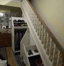 Pull Out Coat Rack Staircase Storage Design Pictures Remodel Decor And Ideas Home 41